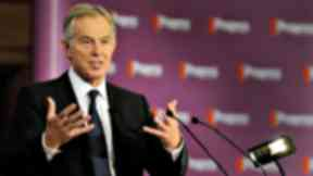 Tony Blair has made a number of highly publicised criticisms of Labour leader Jeremy Corbyn.