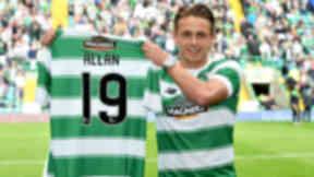 Celtic, Scott Allan