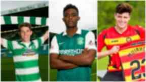 Ryan Christie, Islam Feruz, Robbie Muirhead