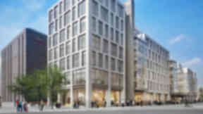 Marischal Square: Aberdeen Journals titles could make move from the Lang Stracht.
