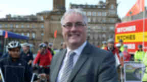 Debate: Frank McAveety claims Glasgow benefits from the EU.