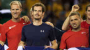 Andy Murray, Davis Cup, Great Britain
