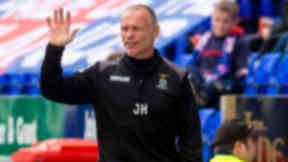 John Hughes has committed his future to Inverness CT.