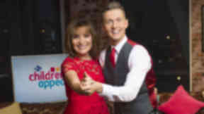 Lorraine Kelly & Sean Batty