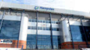 Hampden stadium gv