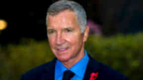Graeme Souness, former Rangers and Liverpool star, pictured November 11 2014 quality SNS Group agency image uploaded November 23 2015