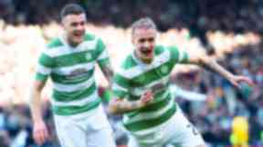 Leigh Griffiths and Anthony Stokes