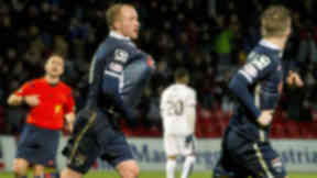 Liam Boyce is the Premiership Player of the Month for December.