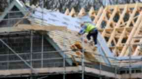 Housing: Falkirk Council is leading a consortium of social landlords.