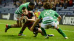 Edinburgh rugby, Murrayfield, Benetton Treviso