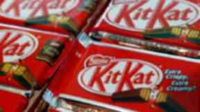 Nestle claimed the four-finger shape was 'iconic' to KitKat.