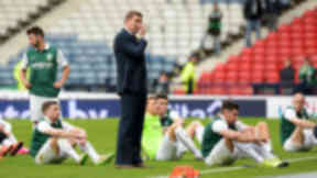 Hibernian have so much left to play for says Stubbs after final loss