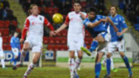 Watch highlights of St Johnstone's 1-1 draw with Ross County