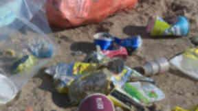 Beach clean-up call