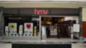Premises Photograph for HMV (EH12 9JY)