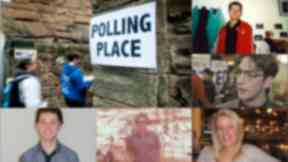 Voting memories: A different kind of story.