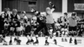 All Stars: Edinburgh roller derby team compete in American derby.