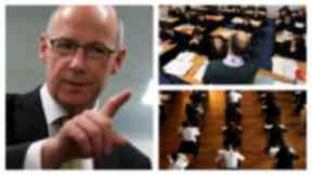 John Swinney: New guidance issued to teachers across Scotland.
