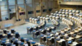 Scottish Parliament debate