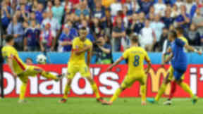 Watch the 10 best goals from Euro 2016