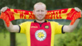 Ziggy Gordon: Partick Thistle move is all part of my long term plan