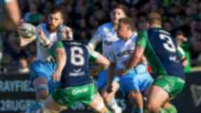 Glasgow Warriors v Connacht