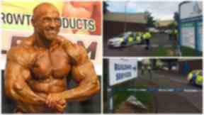 Mr Scotland champion bodybuilder Michael O'Hanlon stabbed to death in Ayrshire on Moorpark Industrial Estate