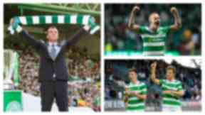 Celtic's Rodgers Revolution