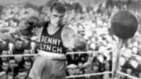 Benny Lynch: Boxing legend was first ever Scot to win a world title.