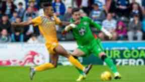 Derby: St Mirren hosted Greenock Morton on Saturday.