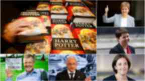 Bookworms: Scotland's five main party leaders gave STV News their top children's books.