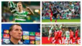 Celtic v Hapoel Be'er Sheva