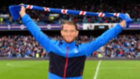 Joe Garner on being Mark Warburton's most expensive Rangers signing