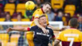 Goalless: Stalemate at Fir Park.
