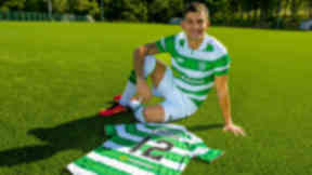 Cristian Gamboa on joining Celtic and his West Brom exile