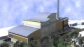 Plans: The original proposal for an incinerator in Perth failed.