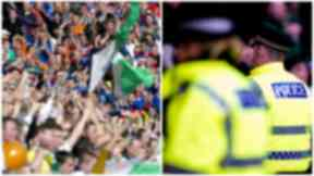 Old Firm game: The two Glasgow clubs will meet at Celtic Park on Saturday.