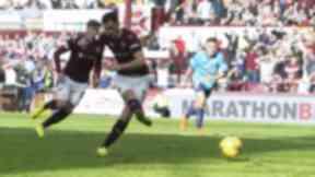 Double: Jamie Walker scored twice.