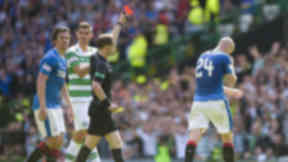 Lee Wallace: I won't criticise Philippe Senderos over red card