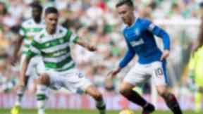 Celtic beat Rangers 5-1 earlier this month.