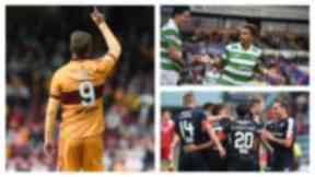 Moult, Celtic, Dundee.