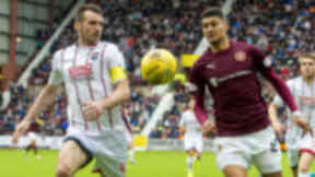 Scottish Premiership highlights: Hearts 0-0 Ross County
