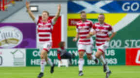 Watch Hamilton Accies and St Johnstone share the spoils in 1-1 draw