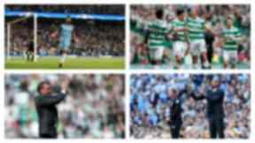 Celtic v Manchester City
