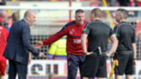 Mark Warburton explains why he won't appeal his one-match ban