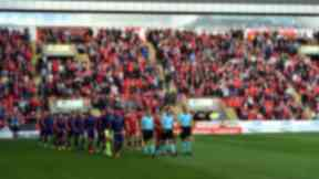 Pittodrie: The Aberdeen v Maribor game took place on July 29.