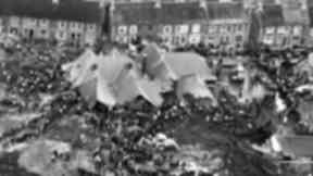 Exactly 50 years ago today the Aberfan disaster killed 144 people