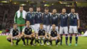 Scotland: Taking on Canada in an international friendly in March.