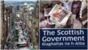 Deficits: Local authorities have recieved a real terms cut from funding from the Scottish Government in recent years.