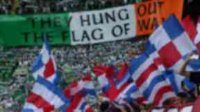Football: Scottish football fans could get their clubs fined under the proposal.